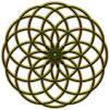 sacred symbol women green seed