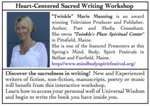 Heart Centered Workshop promo Twink 150